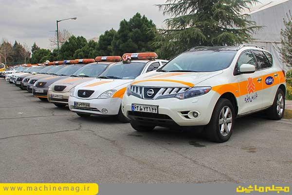 امداد خودرو سایپا به نمازگزاران عید سعید فطر خدمات ویژه ارائه می کند