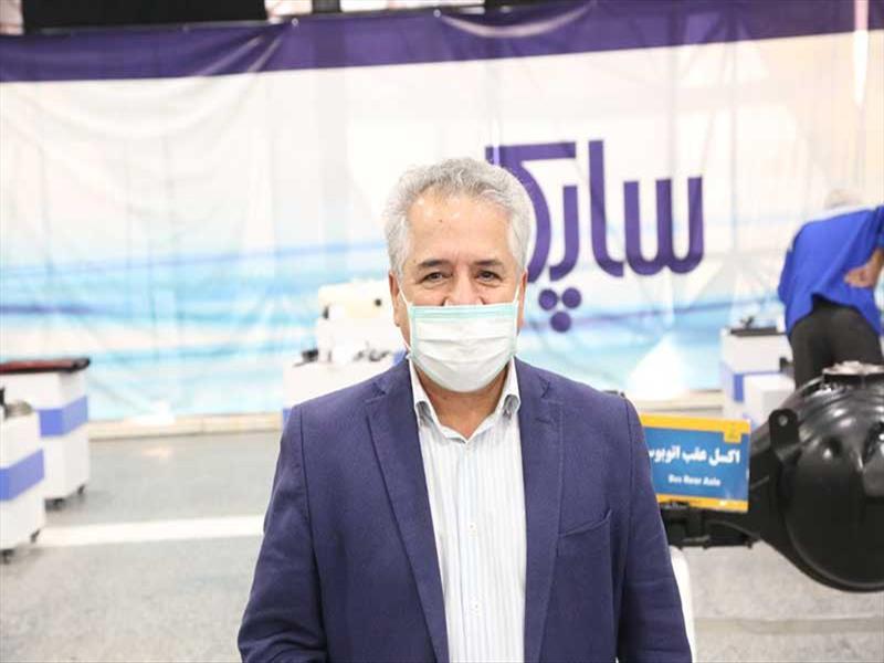 اقدامات گروه صنعتی ایران خودرو موجب کم اثر شدن تحریم ها شده است