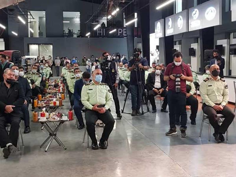 نخستین هایپرمارکت لوازم خودرو در خاورمیانه افتتاح شد